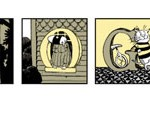 2013年2月22日のGoogleロゴ「エドワード・ゴーリー生誕88周年」