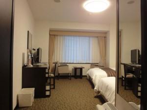大阪大一ホテル部屋