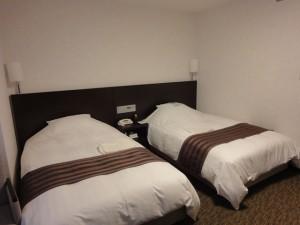 大阪第一ホテルツインベッド