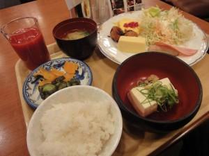 大阪第一ホテル朝食バイキング
