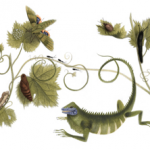 Googleロゴ2013年4月2日は「マリア・ジビーラ・メーリアン」