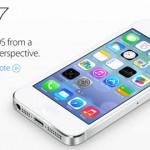 アップル、iOS 7を発表