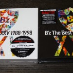 B'z 25th Anniversary BEST ALBUM届きました